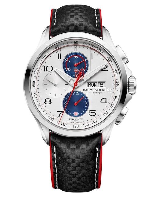 08e234430b6d Reloj para caballero Baume   Mercier Clifton Club M0A10342 negro ...